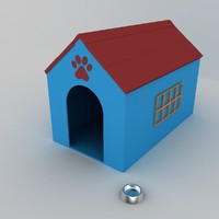 dog house 3d 3ds