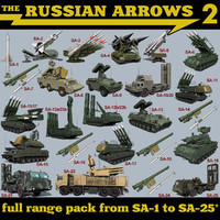 The Russian Arrows 2