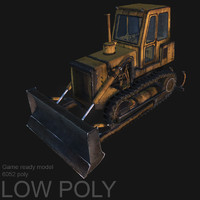 loader industrial heavy 3d model