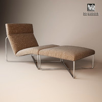 held sofa minotti 3d max