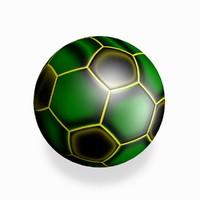 3dsmax soccer foot ball