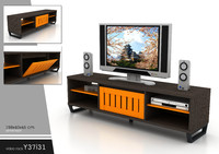3d model of contemporary tv cabinet 2