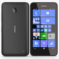 Nokia Lumia 630 635 Black