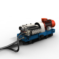 emulsion pump 3d x