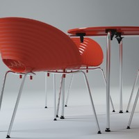hal table vac chair max
