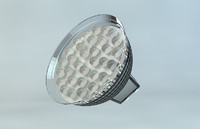 led light bulb lamp 3ds