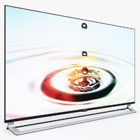 LG 65LA970V - 3D LED Ultra HD Smart TV