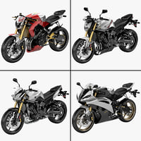 Yamaha Fazer Collection
