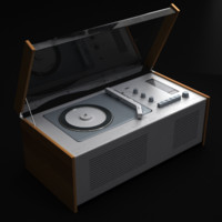 max dieter sk61 record player