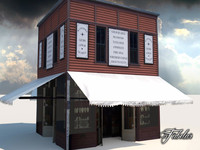 3dsmax building modular mentalray