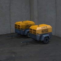 maya compressor