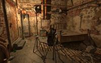 3d model room prison
