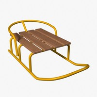 lightwave sledge sled