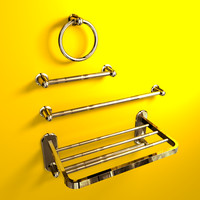 Towelbar Set - Modern