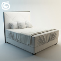 platinum treca 3d model