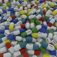 tablet medicine obj
