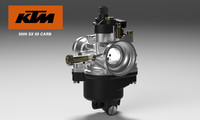 KTM 50 SX CARBURETOR