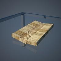 max woven tray