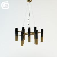ike lamp 3d model