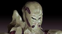 alien c4d