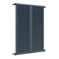 external shutter max