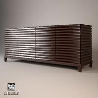 Baker Cabinet 3400