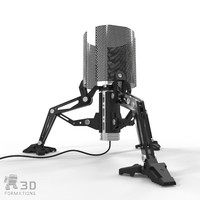 3dm robot lamp lighting