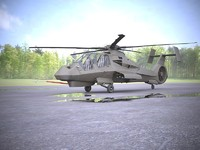 3d rah-66 comanche model