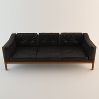 3d monte carlo design sofa model