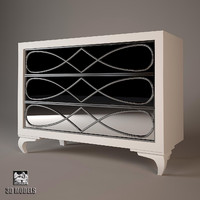 dwg imart chest drawers