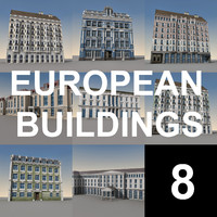 max european buildings europe