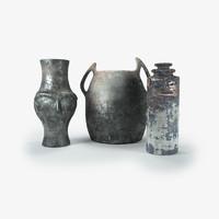 vintage vase 3d max