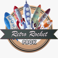 Retro Rocket Pack