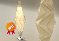 free max mode fabric floor lamps