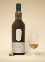 Lagavulin 16yo whisky - photoreal