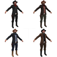 Cowboy PACK 2