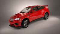 3ds max sport car x6