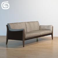 3dsmax diana sofa