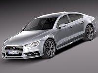 Audi A7 2015