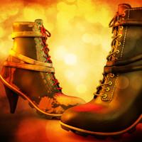 boots urban 3d c4d