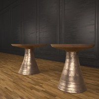 3ds max beaujolais table