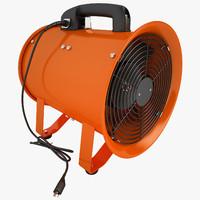maya portable ventilator vent
