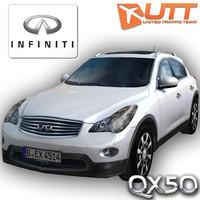 3d infiniti qx 50