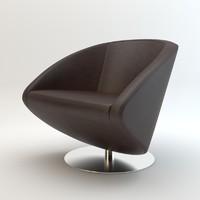arketipo love armchair max