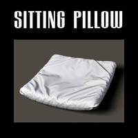 sitting pillow 3d model