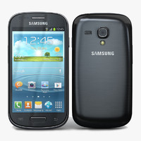 Samsung Galaxy S III mini VE Black