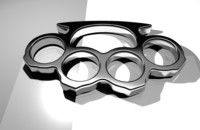 maya brass knuckles nuckle