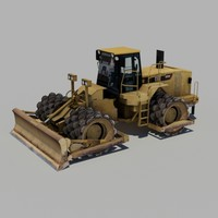 compactor 825 3d 3ds