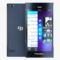 maya blackberry z3