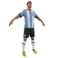 Soccer Player ARG